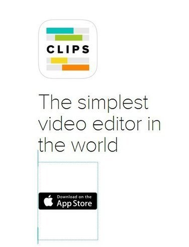 """Clips"" Might Be The Easiest Tool Out There For Editing Videos 