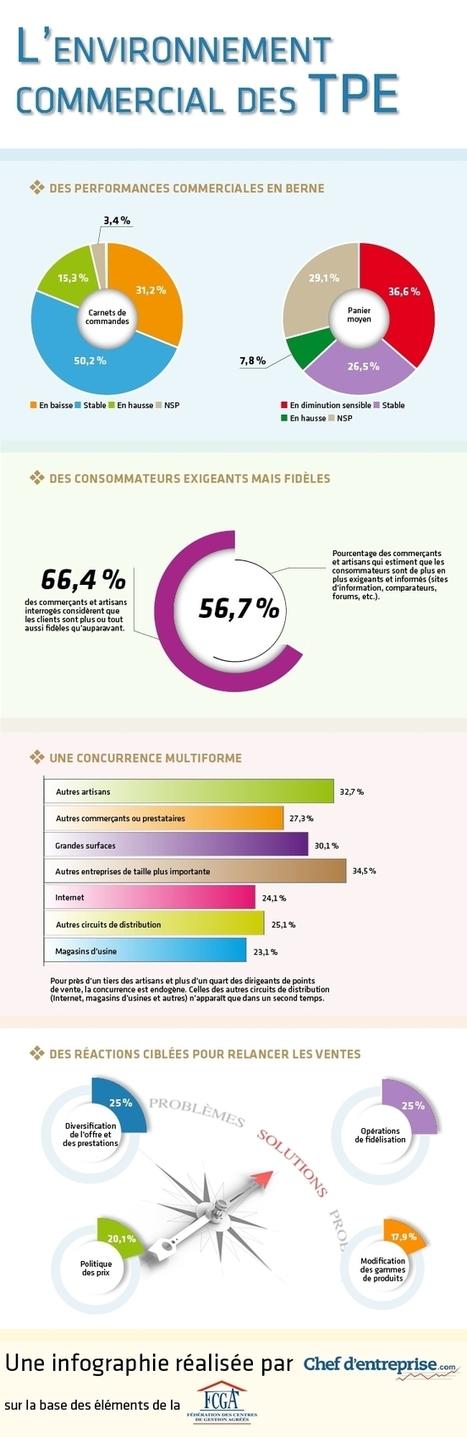 L'environnement commercial des TPE | administro | Scoop.it
