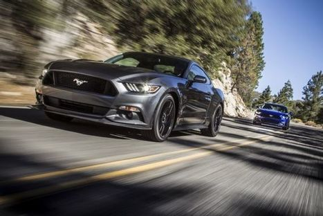 Mustang is 16th Most Popular Password on Internet - Motor Trend WOT | Mikes Auto News | Scoop.it