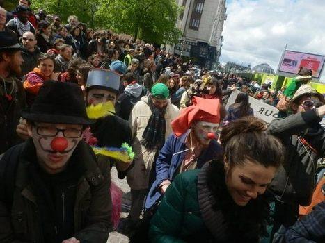 Marche des Indignés - 21/04/12 | #marchedesbanlieues -> #occupynnocents | Scoop.it