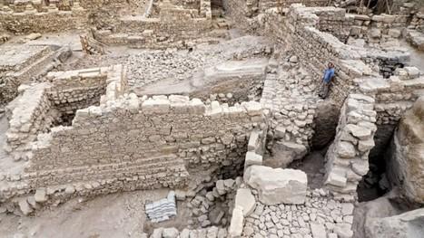 Une forteresse datant de l'époque des Maccabées découverte à Jérusalem   adzva   Scoop.it