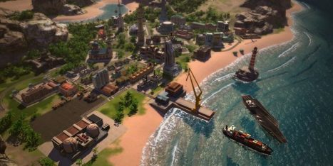 'Waterborne' - First Expansion for Tropico 5 Penultimate Edition Out Now on Xbox One | Video Games | Scoop.it
