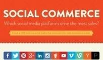 Quelles plateformes sociales génèrent le plus de ventes ? | Ecommerce - Conversion - WebMarketing | Scoop.it
