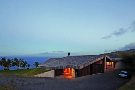 Clifftop House Maui / Dekleva Gregoric Arhitekti   concrete masonry   Scoop.it
