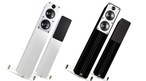 The new Q acoustics Concept 40 - SoundReview | Music News | Scoop.it