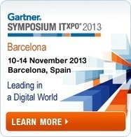 Gartner Symposium/ITxpo 2013 Q&A: How Are CIOs Leading the Digital Transformation? | Designing  services | Scoop.it