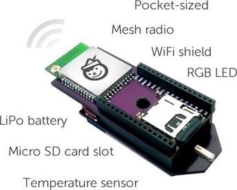 Pinoccio a Wireless Microcontroller | Pinoccio | Scoop.it