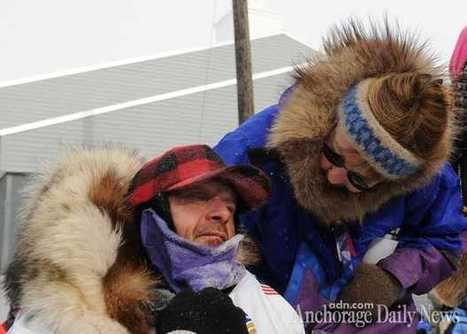 Battered and bruised Iditarod mushers stagger into Nome | Iditarod Sled Dog Race | ADN.com | 6th Grade Iditarod | Scoop.it