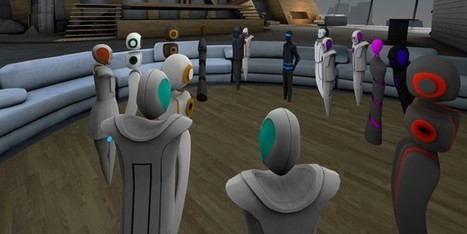 Social platform AltspaceVR comes to Gear VR – | Second Life and other Virtual Worlds | Scoop.it