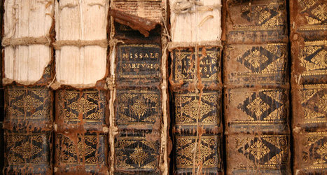 How to read a book without opening it | World History | Scoop.it