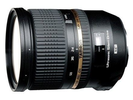 Tamron gives SP 24-70mm F2.8 Di VC USD price and availability: Digital Photography Review | Photography Gear News | Scoop.it