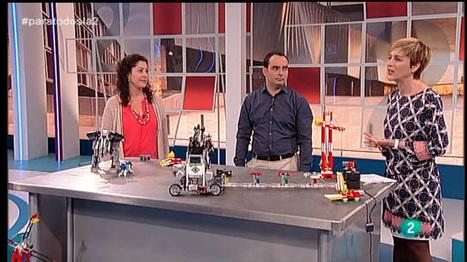 Entrevista - Robótica educativa, Para todos La 2 - RTVE.es A la Carta | tecno4 | Scoop.it
