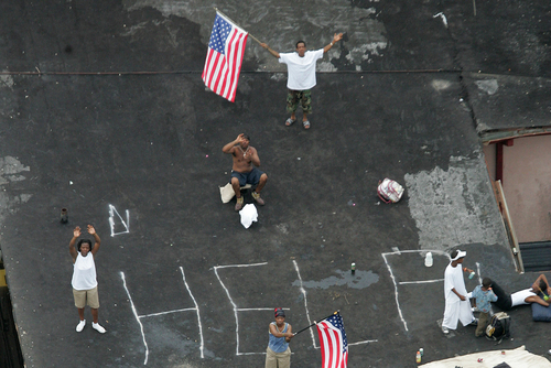 Republicans Compare Border Crisis to Katrina Response - US News