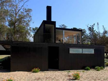 Casa Laguna Verde II by Altamirano Armanet Arquitectos | ARQUITECTURA SOSTENIBLE | Scoop.it