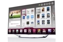 LG met du NFC dans ses téléviseurs | Le Zinc de Co | Scoop.it
