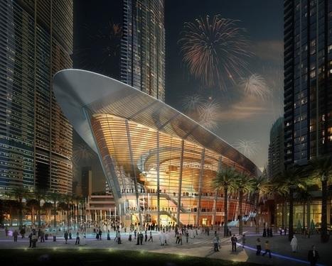 Dubai to build 2,000-seat opera house | MusiKlassik | Scoop.it