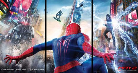 The Amazing Spiderman 2 Movie Review   Freaky Reviews   Movie reviews   Scoop.it