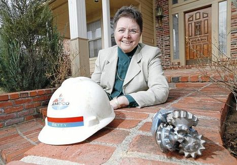 Tulsa chemist Betty Felber first woman to win Pioneer Award at Improved Oil Recovery Symposium | Enhanced Oil Recovery News | Scoop.it