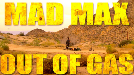 This Happens When MAD MAX Ran Out of Gas | Funny humor | Scoop.it