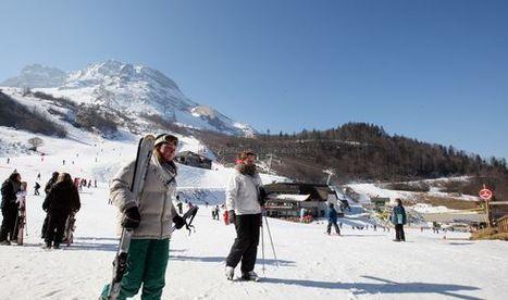 Gourette accueille la première vague de vacanciers, la neige est là ! | Actu Réseau MOPA | Scoop.it