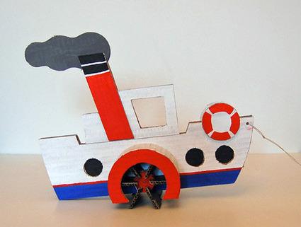 Amazing DIY Cardboard Learning Toys   Du fait main & some handmade   Scoop.it