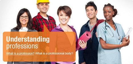 Professional bodies | Professionalism | Scoop.it