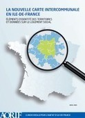 "Dossier ""La nouvelle carte intercommunale en Ile-de-France"" - avril 2016 
