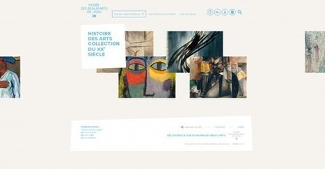 Le musée des Beaux Arts de Lyon lance un site web pour décrypter l'histoire de l'art au XXe siècle | Arts et FLE | Scoop.it