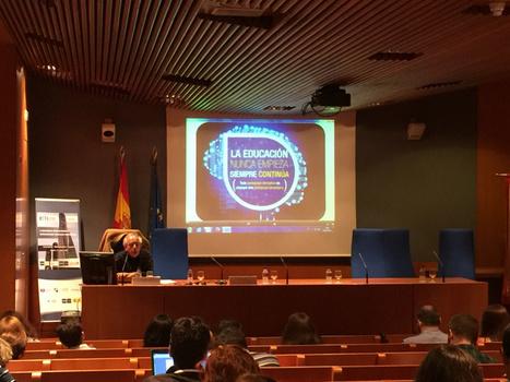 Humanidades Digitales Hispánicas con una conferencia de Alejandro Piscitelli - Esteban Romero | Las Tics y las ciencias de la informacion | Scoop.it