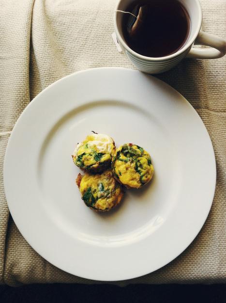Primal Egg Muffins - The Honest Dish | The Honest Dish | Scoop.it