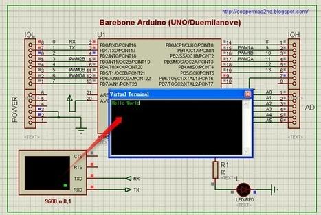 Arduino simulator using Proteus as project simulation -   Arduino, Netduino, Rasperry Pi!   Scoop.it