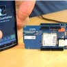 sending sms to lcd using arduino with gs