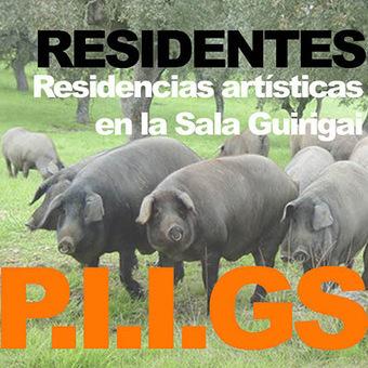 EN BAJADOZ, CONVOCATORIA RESIDENTES 2013: PIIGS | Artistas Zona Oriente | Scoop.it