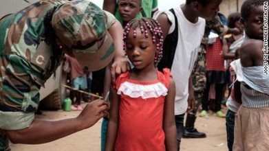 Yellow fever outbreak continues in Africa | International aid trends from a Belgian perspective | Scoop.it