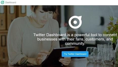Twitter Dashboard est l'appli qui manquait aux PME pour gérer leurs Tweets | Quatrième lieu | Scoop.it