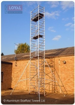 Auminium Scaffold Towers: Industrial Needs and Benefits of Using Narrow Width Scaffold Tower | scaffold tower | Scoop.it