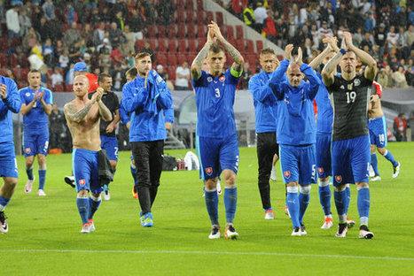 Sú sebavedomí a ohromujú. Slováci zdolali posledných troch majstrov sveta   Slovakia.Slowakei.LaSlovaquie.Slowacja.Szlovákia   Scoop.it