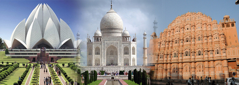 Golden triangle tour.golden triangle india.golden triangle 4 night 5 days.delhi agra jaipur tour | Tourist Drivers India | Scoop.it