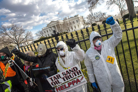 Obama's Keystone Silence Is Driving Green-Activists Away | Climate change challenges | Scoop.it