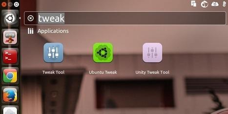 Tweak Ubuntu 13.10 with Unity Tweak and Ubuntu Tweak ! | Ubuntu | Scoop.it