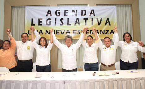 Quintana Roo exige igualdad y justicia social: Graciela Saldaña | Sonora | Scoop.it