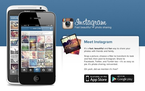 Instagram for Small Business: The Perfect Compliment to Any Social Strategy - | A Social, Tech, Market, Geek addicted | Scoop.it