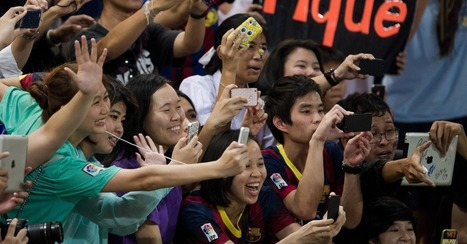 How sport fans engage with social media | Broadcast Sport | Scoop.it