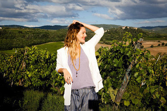Wine and the City: Drew Barrymore wine | 'Winebanter' | Scoop.it