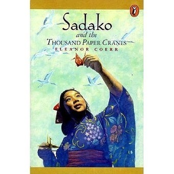 Sadako and the Thousand Paper Cranes | Year 10 History & English: Sadako and the Thousand Paper Cranes | Scoop.it