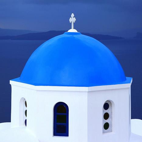 Looking for the True Blue – Greek Islands Photography | omnia mea mecum fero | Scoop.it