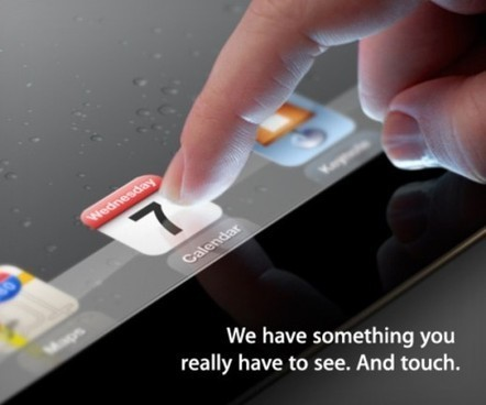 Apple iPad 3 Launching on 7th March | Tablet Reviews | Scoop.it