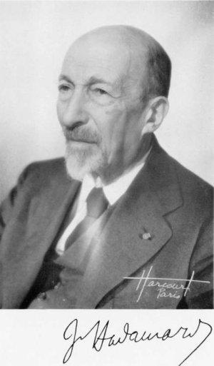 Jacques Hadamard (1865-1963) : Portrait alphabétique - Images des Maths | Que s'est il passé en 1963 ? | Scoop.it