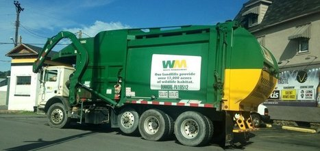 Waste Management names new CEO, marking end of Steiner's 12-year run | IAITAM News You Can Use | Scoop.it