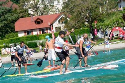 L'Alpine Lakes Tour fait étape au lac d'Annecy | ActuMontagne | Annecy | Scoop.it